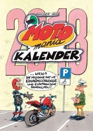 Kalender »MOTOmania Kalender 2018«