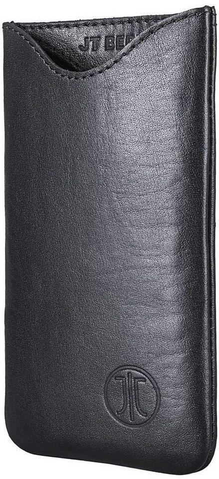 jt berlin handytasche slimfit leather f r samsung galaxy. Black Bedroom Furniture Sets. Home Design Ideas