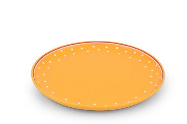 Friesland Frühstücksteller 19cm »Landpartie Punkte«