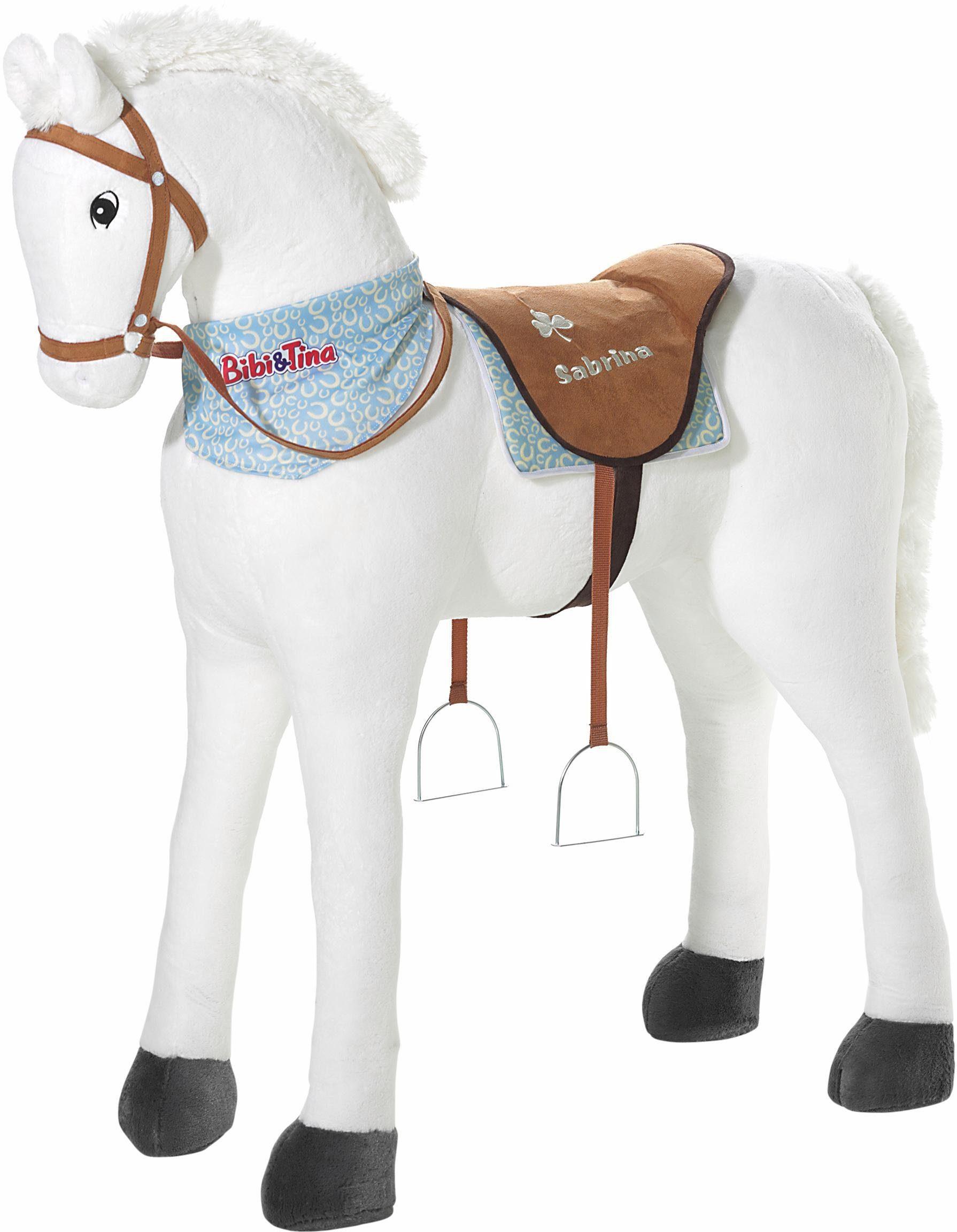 Heunec Stehpferd, »Bibi & Tina Pferd Sabrina, ca. 113 cm«
