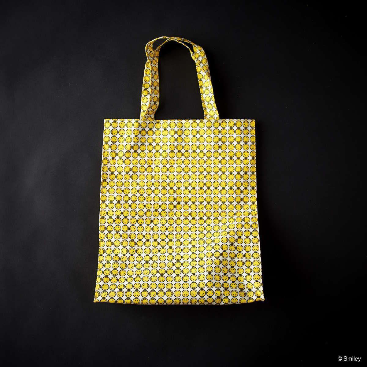 BUTLERS SMILEY »Einkaufstasche«