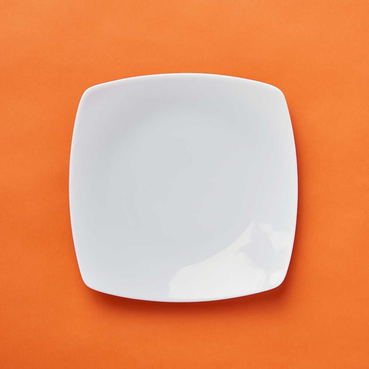 "BUTLERS PURO »Frühstücksteller ""quadratisch""«"