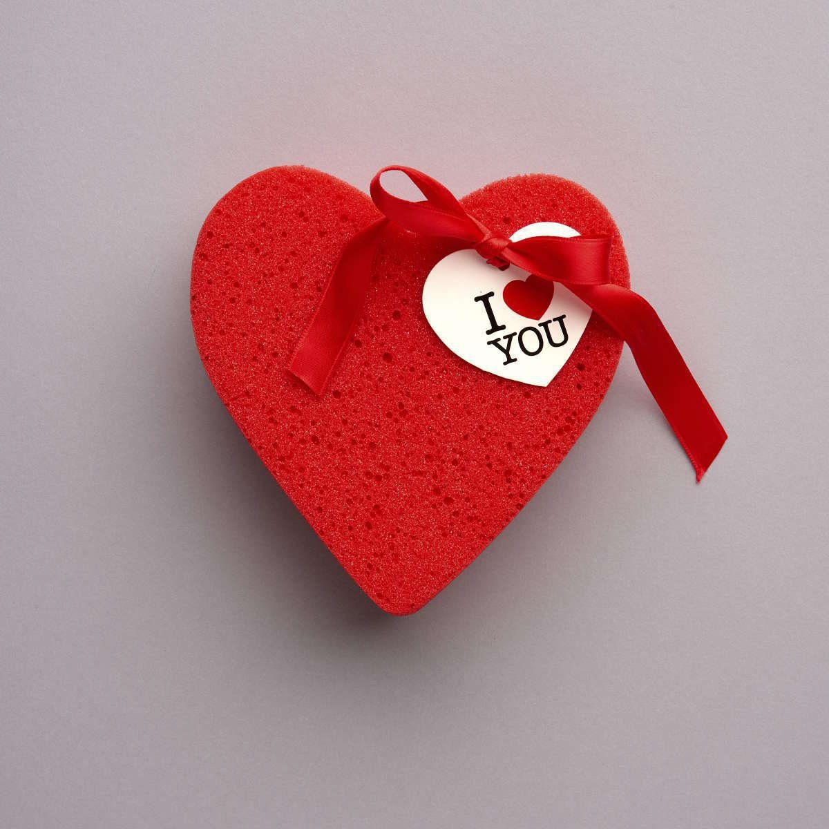 BUTLERS LOVE »Spülschwamm Herz«