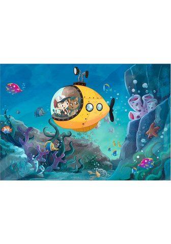 Plakatas »Unterwasserwelt«