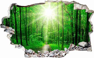 Wall-Art Wandtattoo »Sunny Forest«