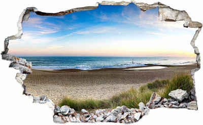 Wall-Art Wandtattoo »Strandpanorama«
