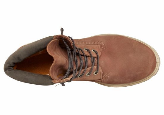 Timberland 6-inch Premium Laced Boots, Waterproof