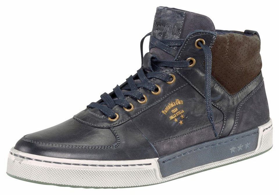 pantofola d oro frederico mid sneaker weiches und. Black Bedroom Furniture Sets. Home Design Ideas