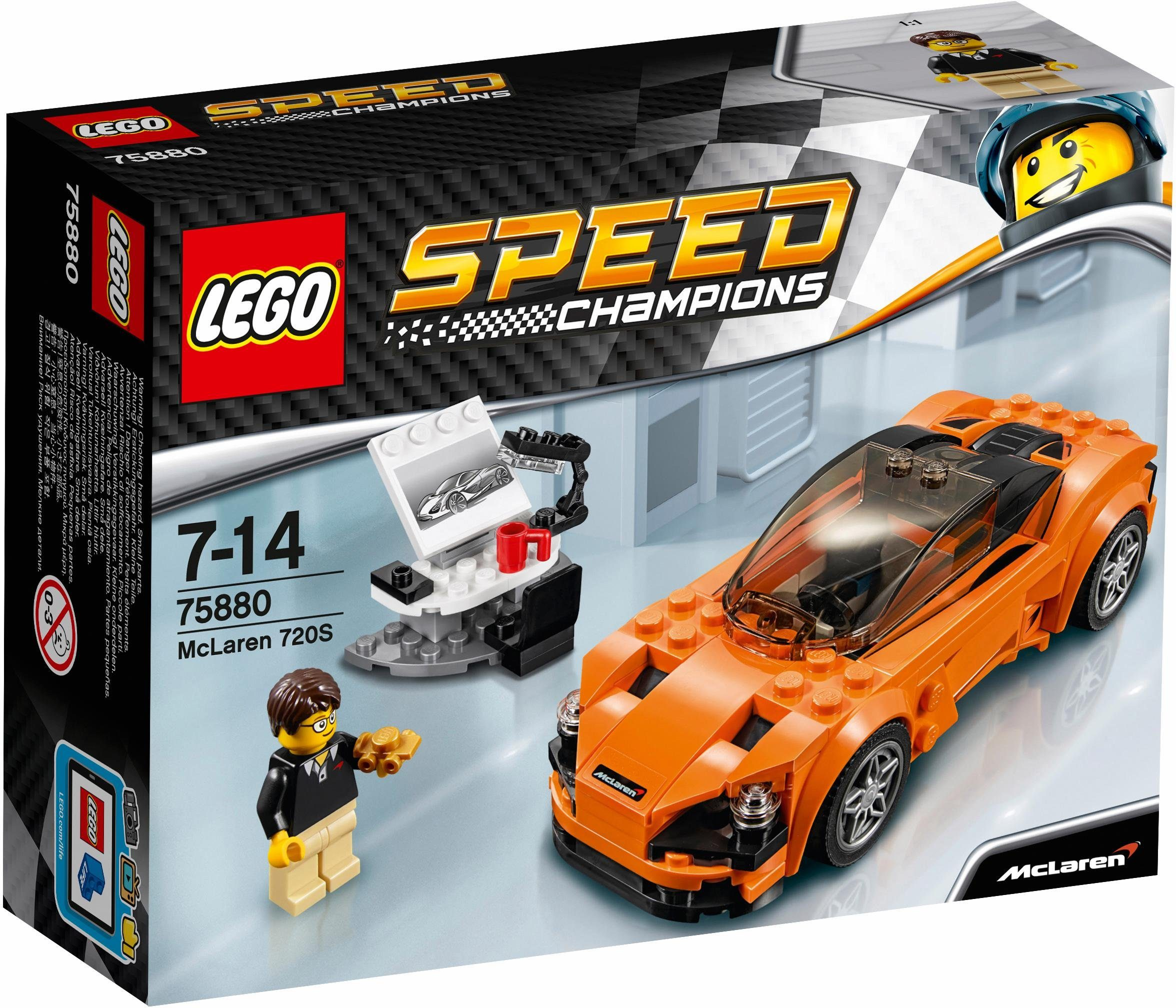 LEGO® McLaren 720S (75880), »LEGO® Speed Champions«