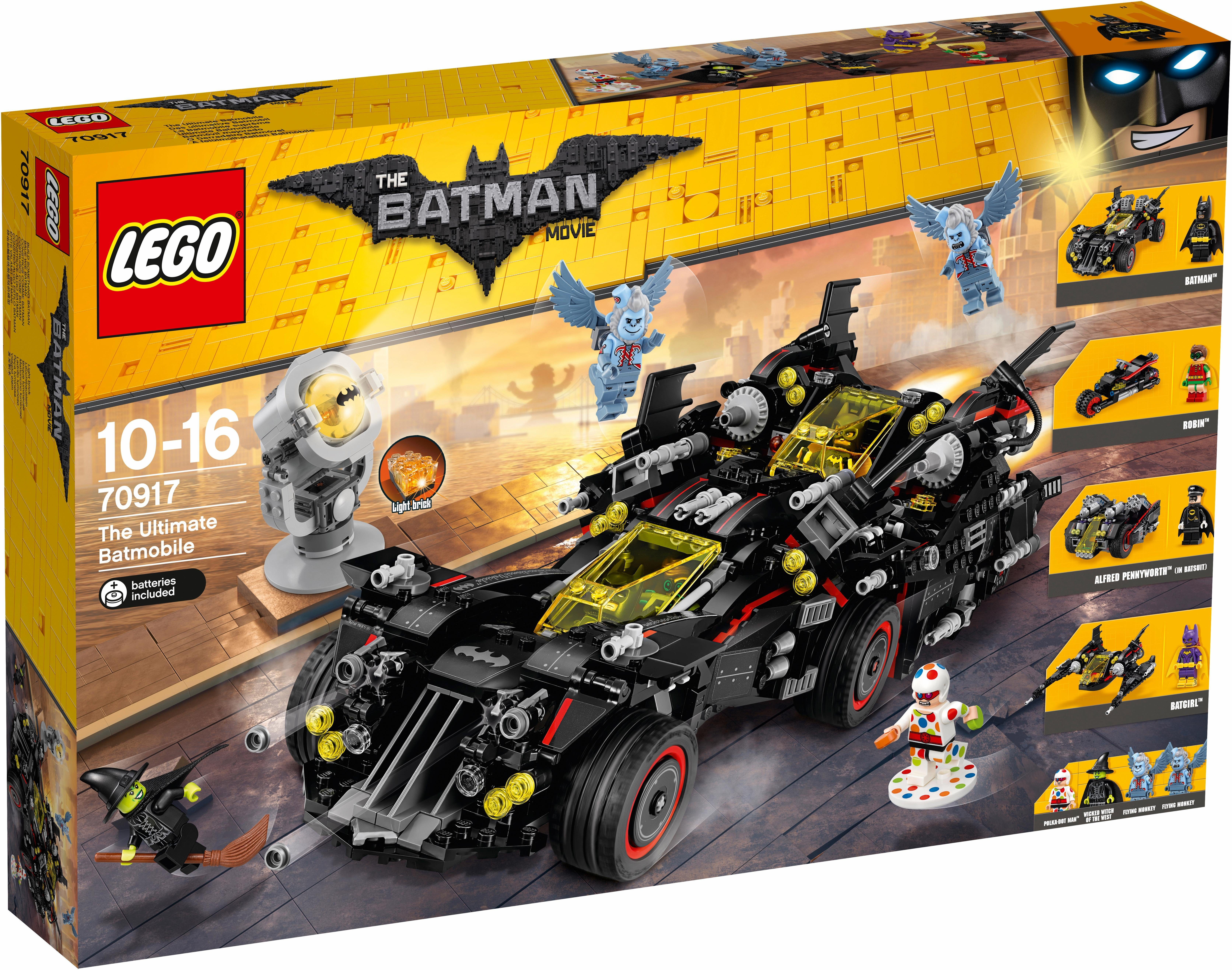 LEGO® Das ultimative Batmobil (70917), »THE LEGO® BATMAN MOVIE«