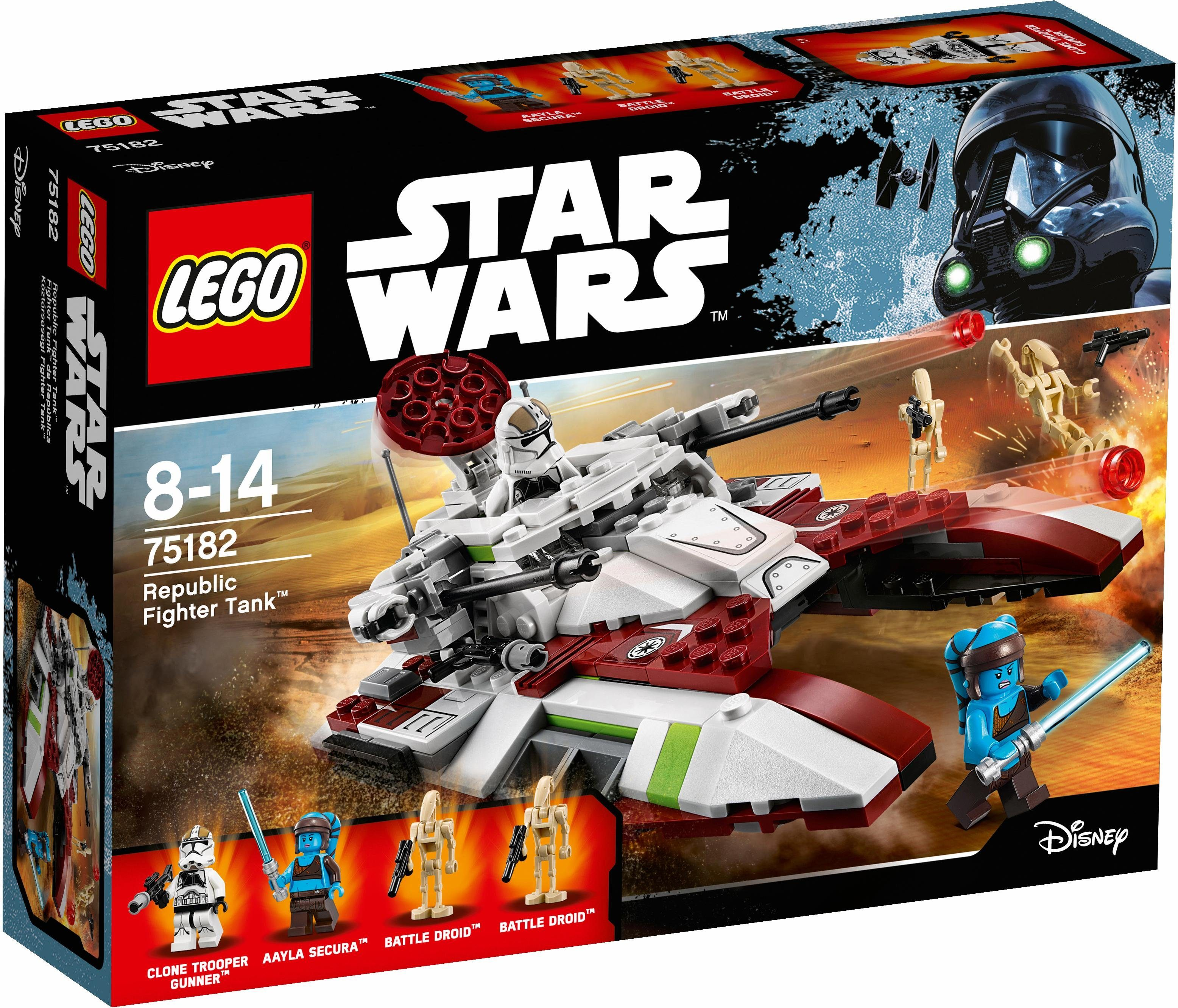 LEGO® Republic Fighter Tank™ (75182), »LEGO® Star Wars™«