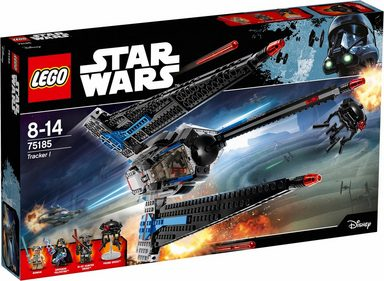 LEGO® Konstruktionsspielsteine »Tracker I (75185), LEGO® Star Wars«, (557 St)