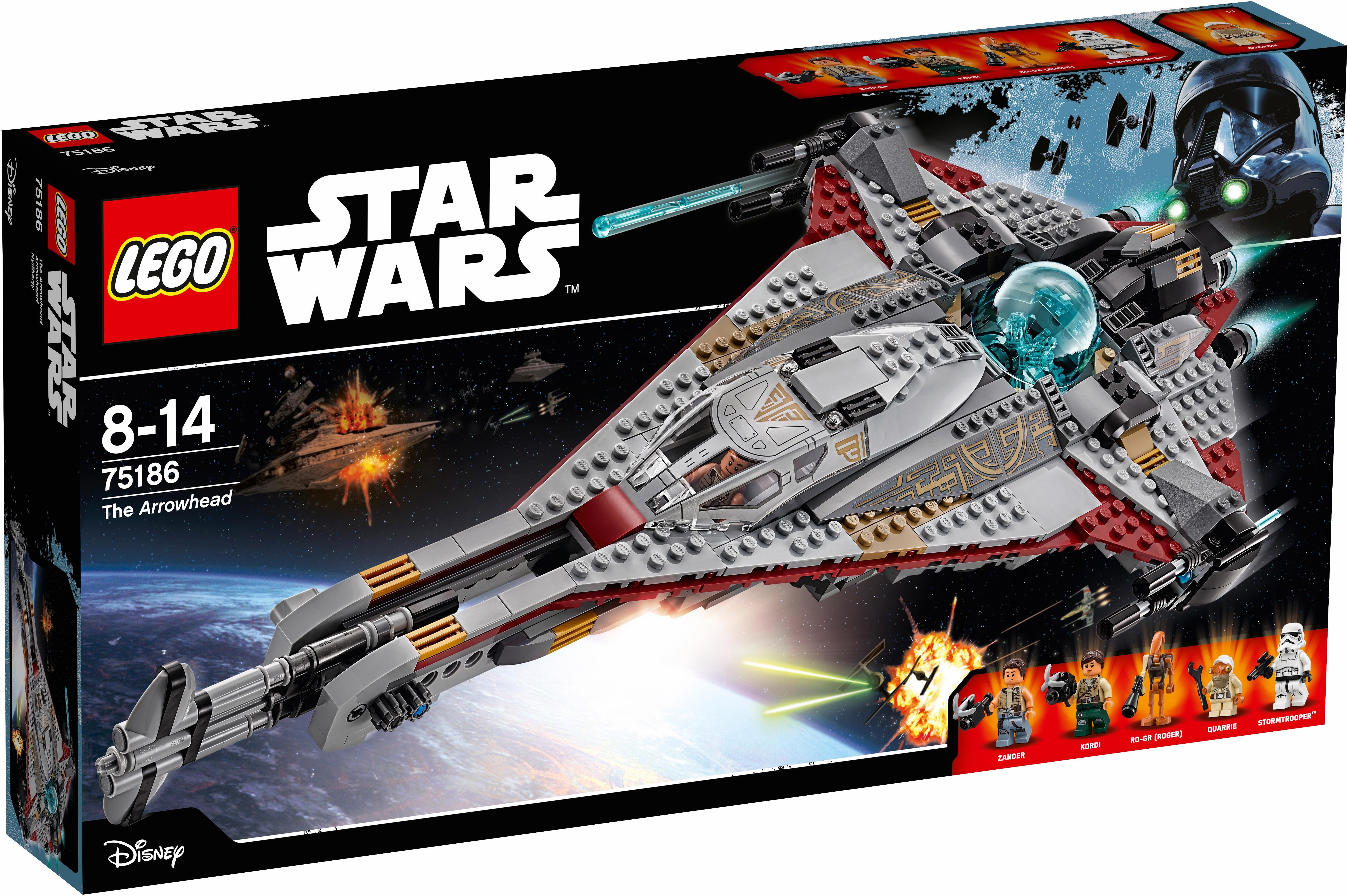 LEGO® The Arrowhead (75186), »LEGO® Star Wars™«