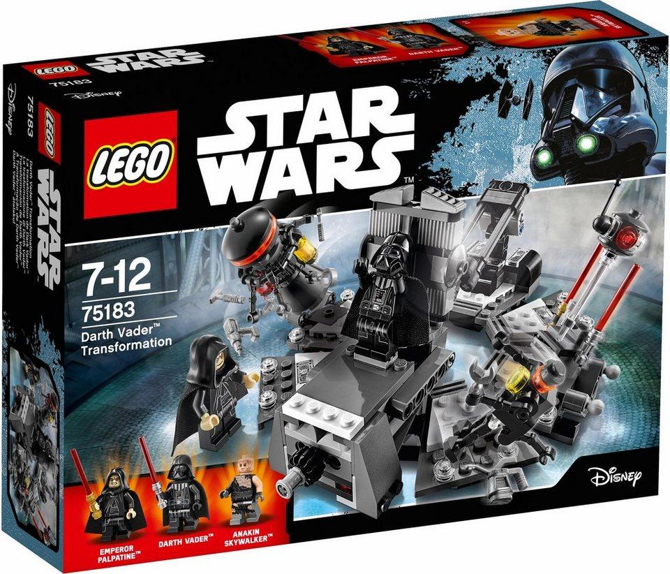 LEGO® Darth Vader™ Transformation (75183),  LEGO® Star Wars™  online kaufen