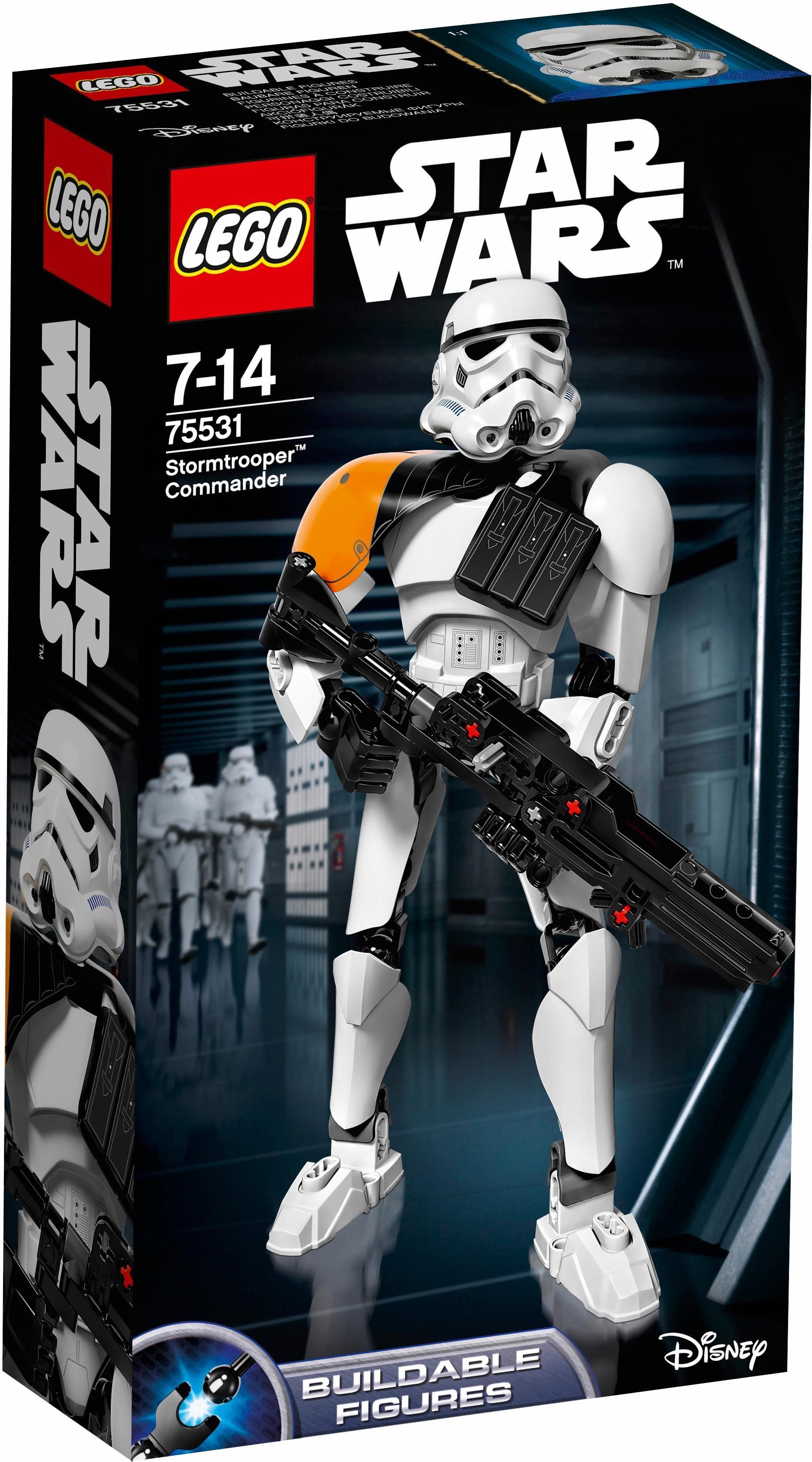 LEGO® Stormtropper™ Commander (75531), »LEGO® Star Wars™ Constraction«