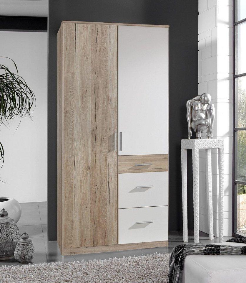 wimex kleiderschrank jork online kaufen otto. Black Bedroom Furniture Sets. Home Design Ideas