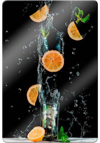 Stiklinis paveikslas »Belenko - Splash...