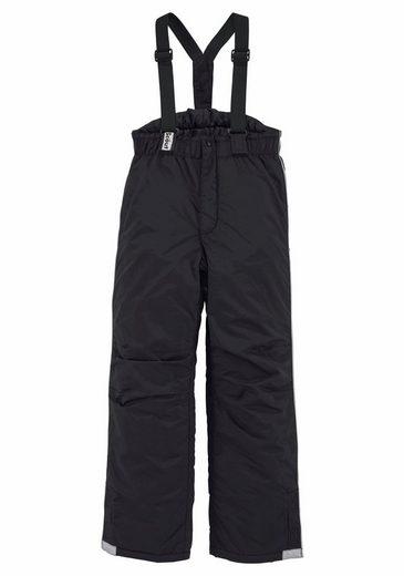 Scout Schneehose mit abnehmbaren Hosenträgern und Reißverschlusstaschen