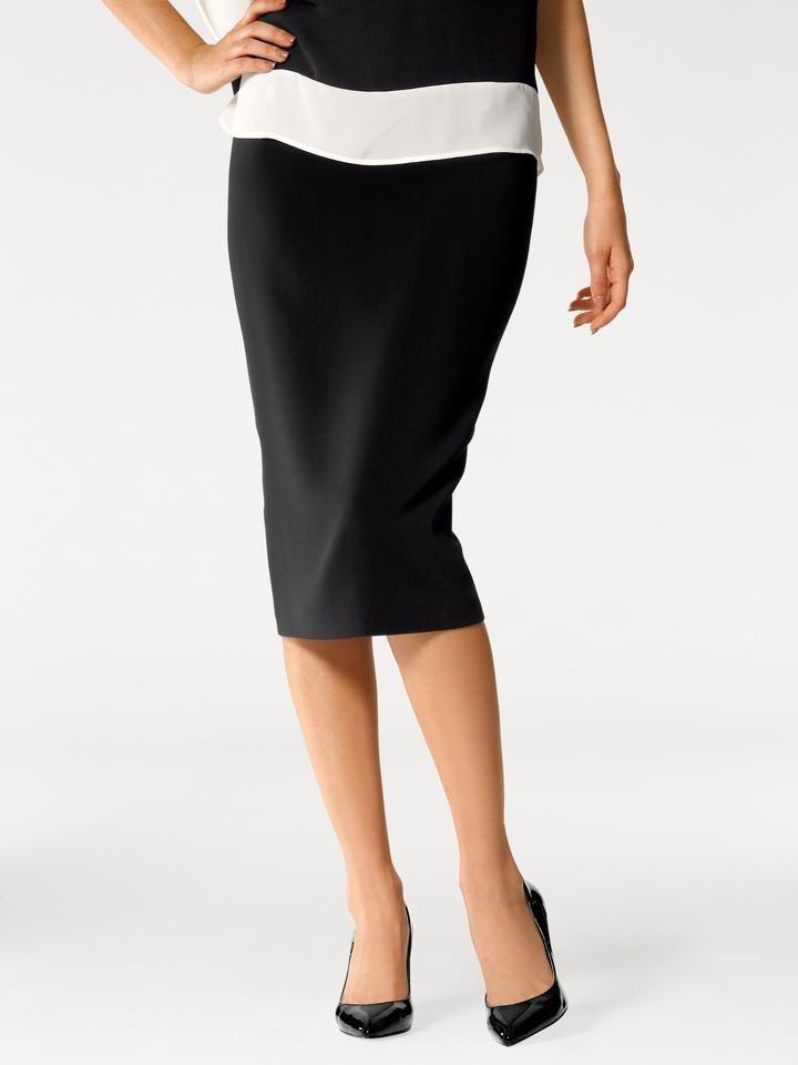 sale retailer 1d3ce 1c82a heine TIMELESS Stiftrock in femininer Form, Für den eleganten Auftritt  online kaufen | OTTO