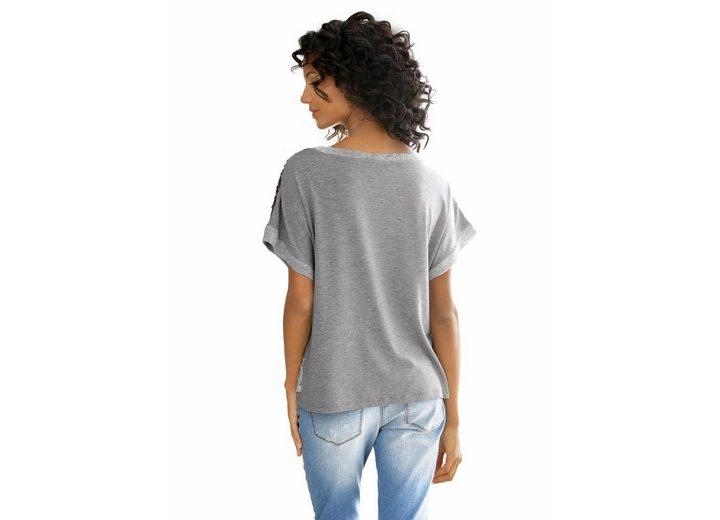 LINEA TESINI by Heine Oversized-Shirt Verkauf Großhandelspreis Exklusiv Rabatt Neueste aeOmJ2XG