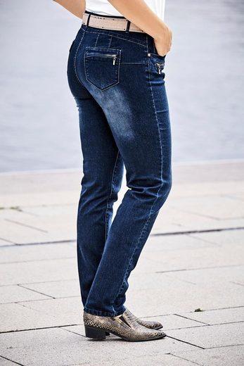 PATRIZIA DINI by Heine Bauchweg-Jeans