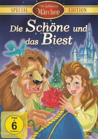 DVD »Die Schöne und das Biest«