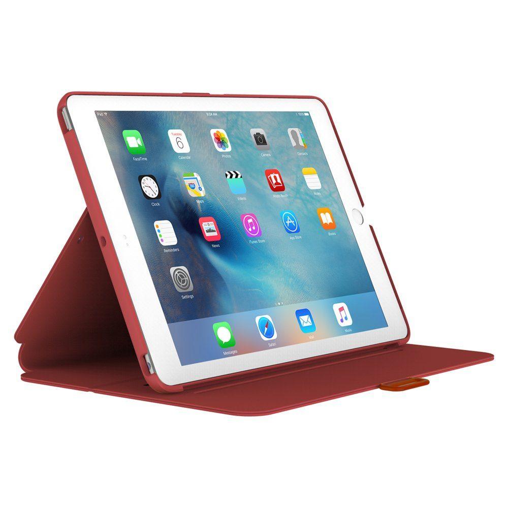 """Speck HardCase »StyleFolio iPad Pro (9.7"""")/iPad Air (2) Dark Poppy«"""