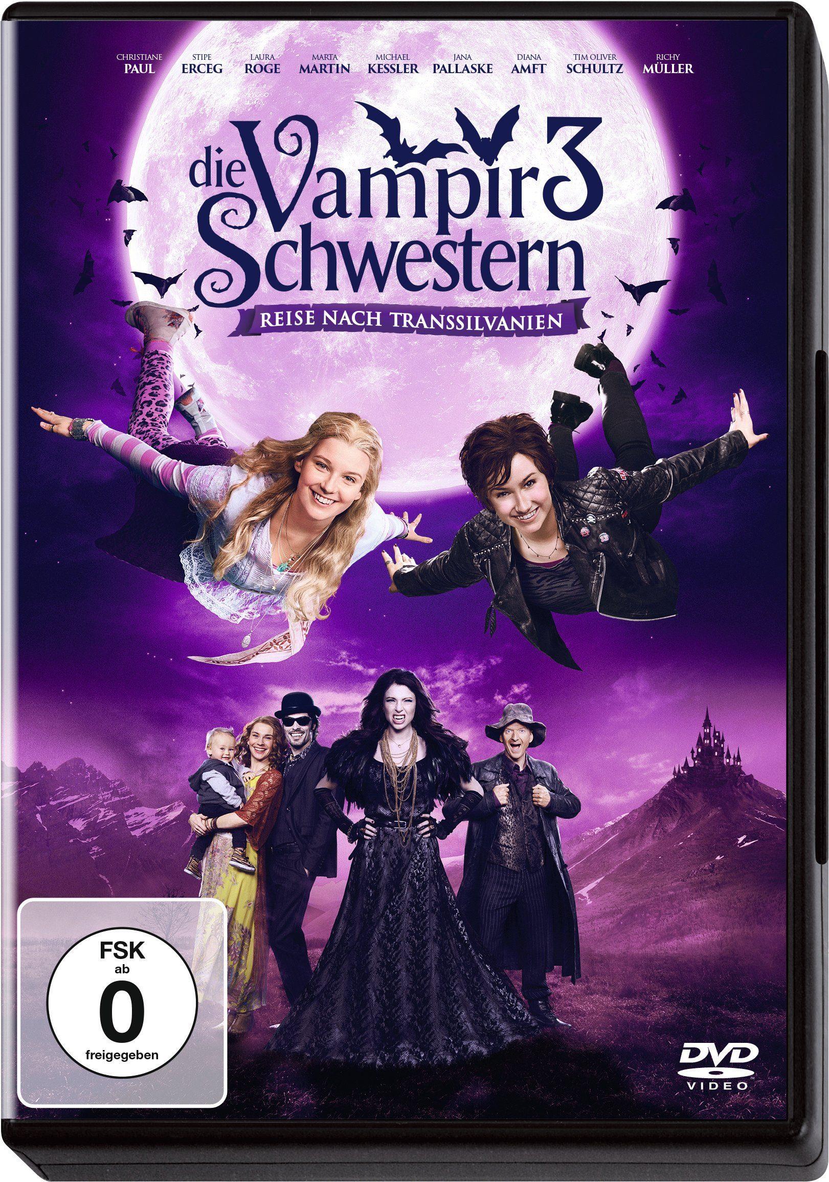 Sony Pictures DVD »Die Vampirschwestern 3«