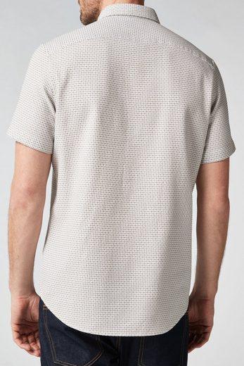 Next Structured Short-sleeved Shirt