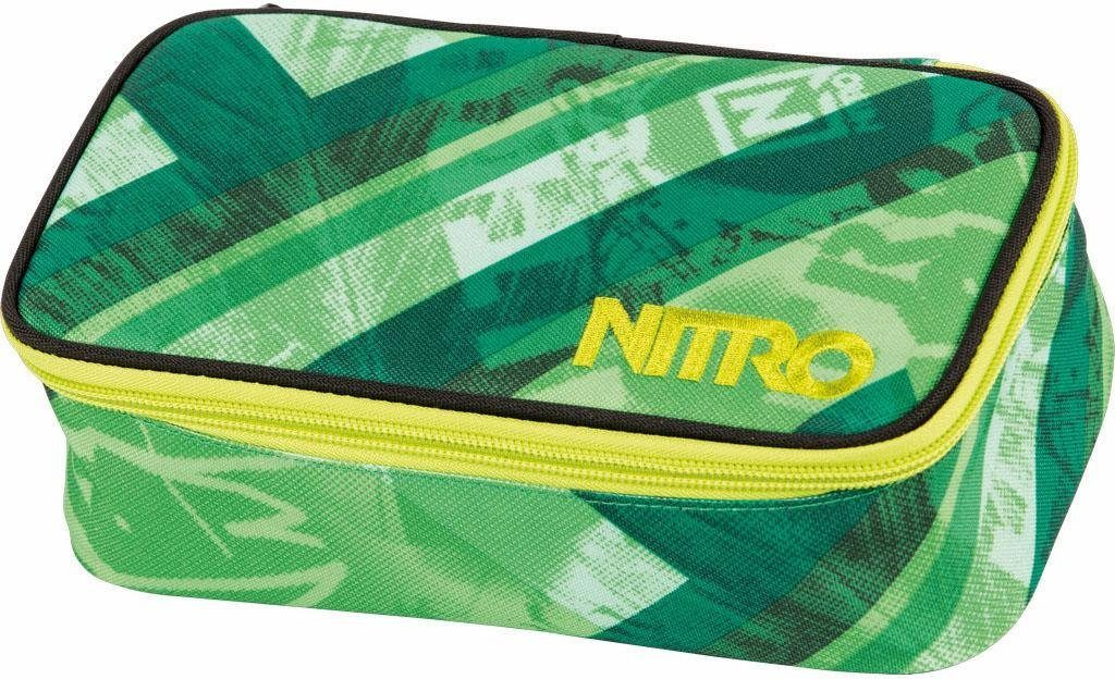 Nitro Mäppchen, »Pencil Case XL - Wicked Green«