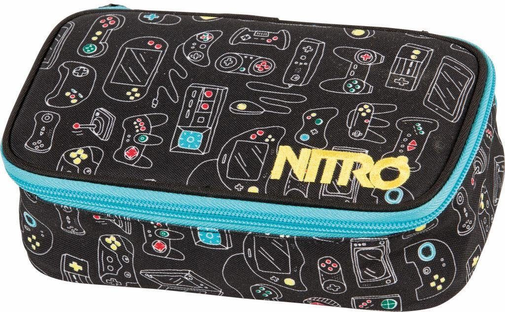Nitro Mäppchen, »Pencil Case XL - Gaming«
