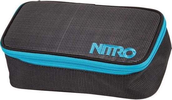 NITRO Federtasche »Pencil Case XL Blur Blue Trims«