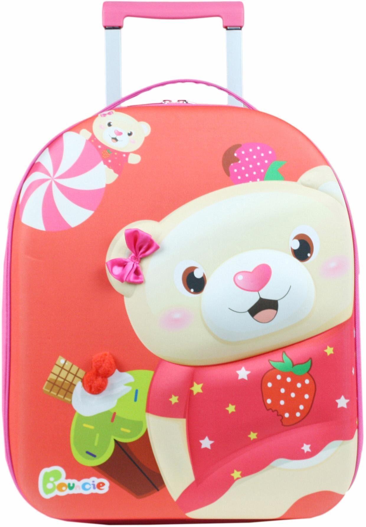 knorr toys Kinder Trolley, »Bouncie 3D Bär«