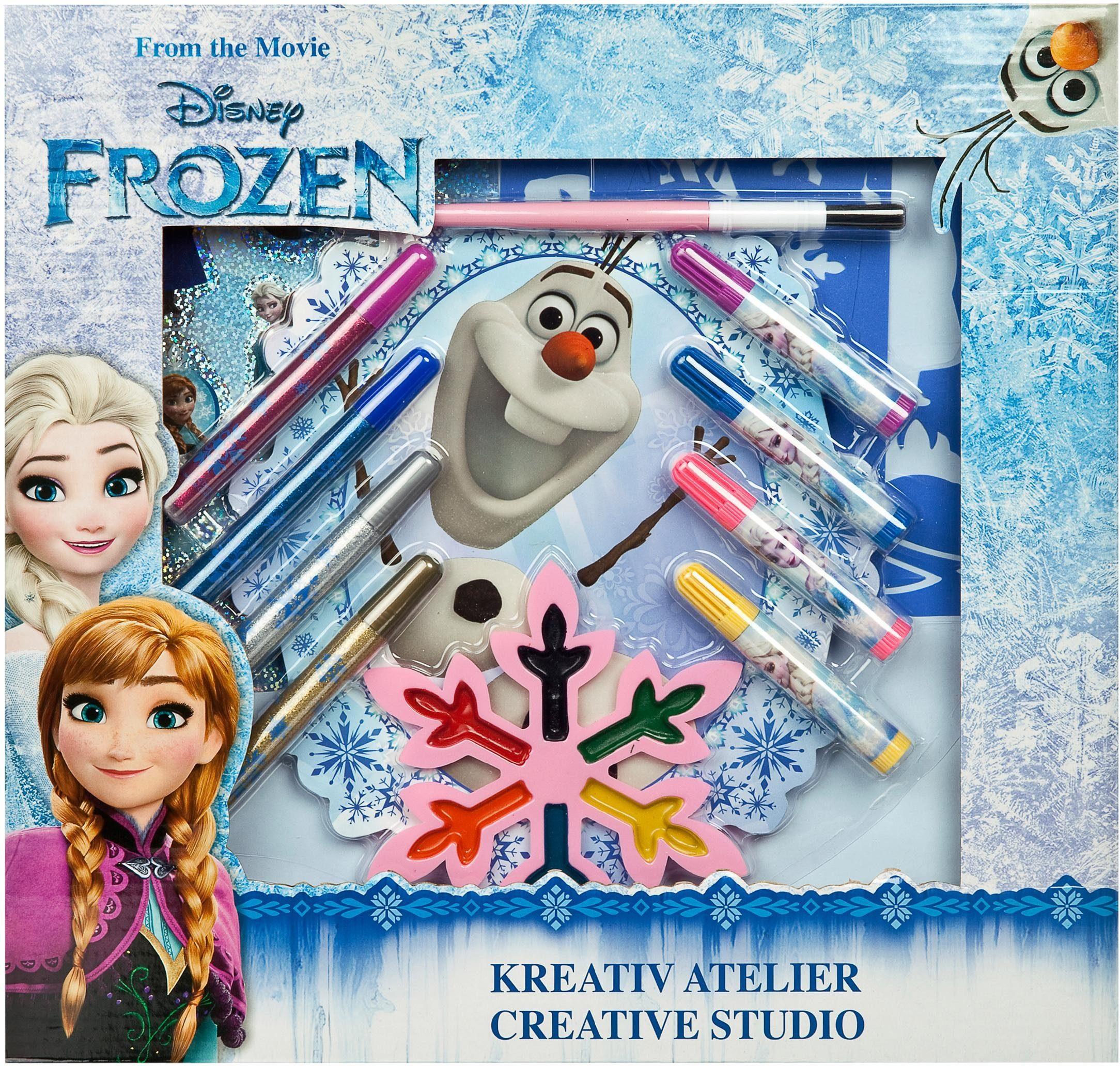 Undercover Malset, »Kreativ Atelier Disney Frozen«