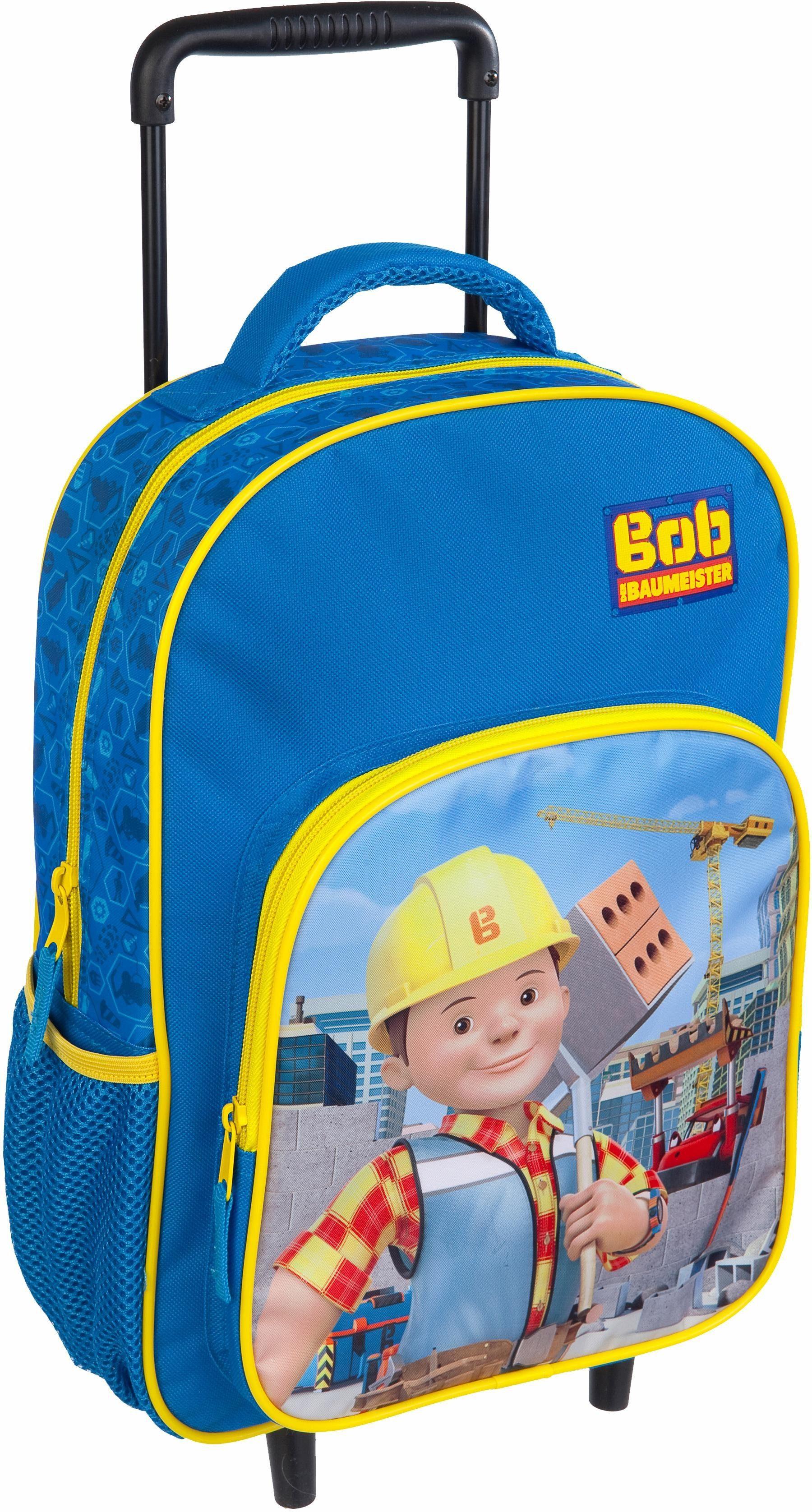 Undercover Kindertrolley mit 2 Rollen, »Bob der Baumeister«