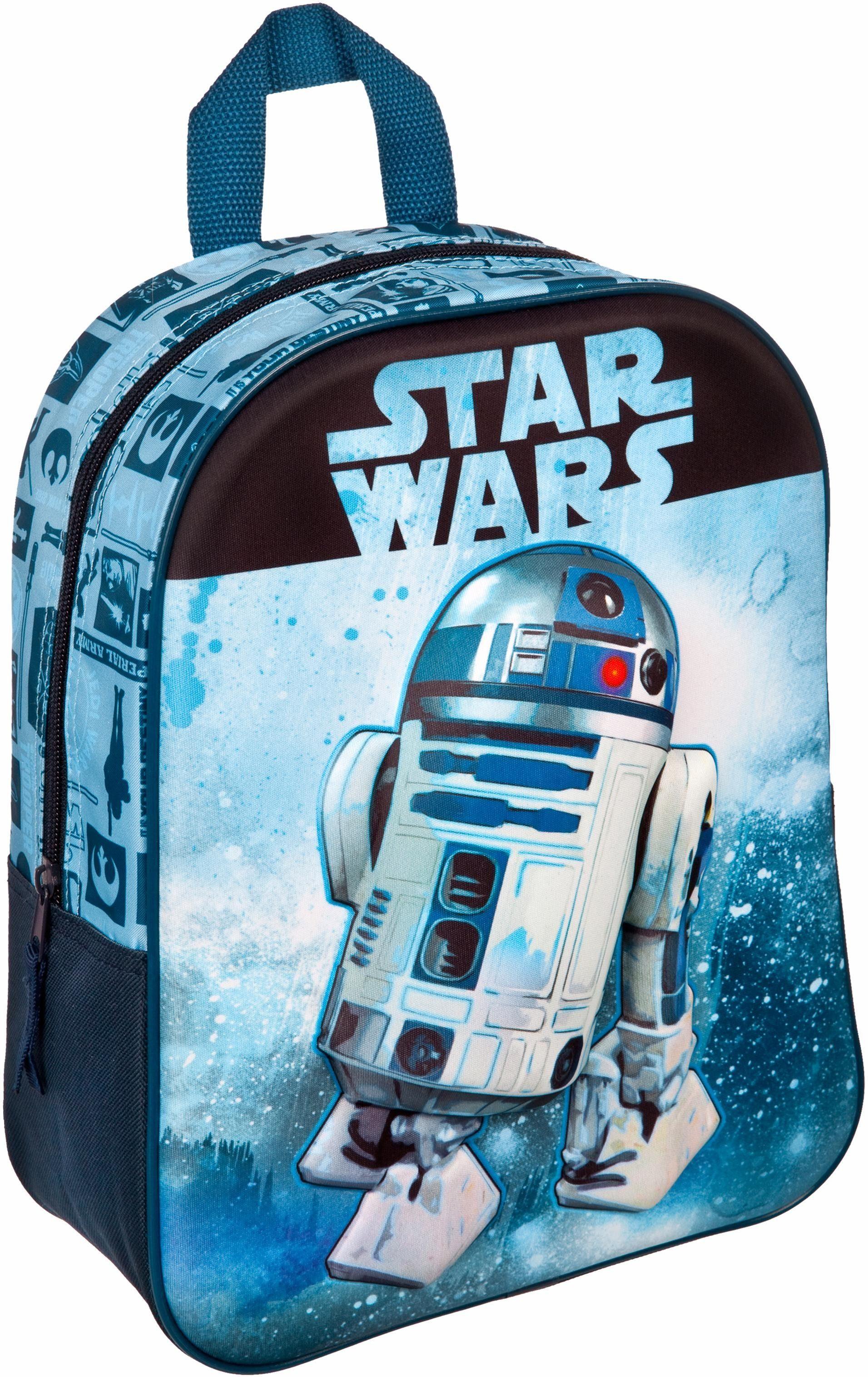 Undercover 3D Rucksack, »Disney Star Wars«
