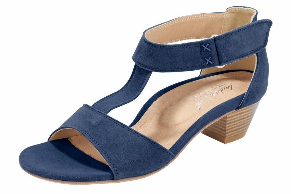 Andrea Conti Sandalette online kaufen  blau