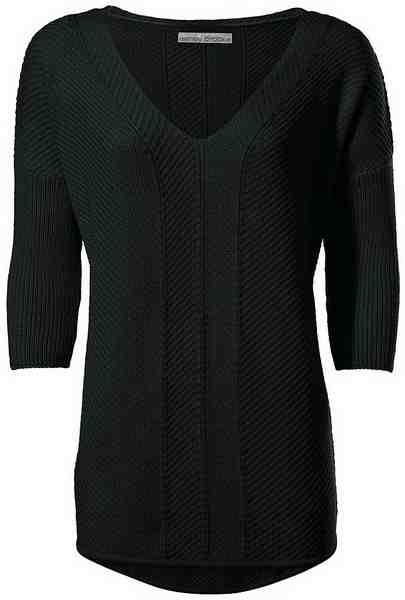 heine TIMELESS V-Pullover Oversized