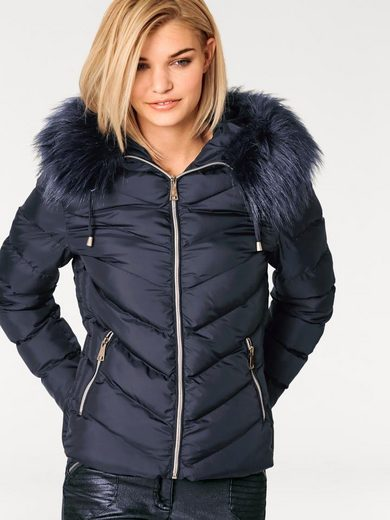 Modern Quilted Jacket Identity With Mild Filling