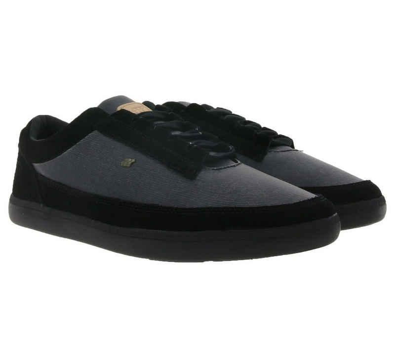 Boxfresh »Boxfresh Troxton Sneaker angesagte Turn-Schuhe für Herren Schnür-Schuhe Schwarz« Sneaker