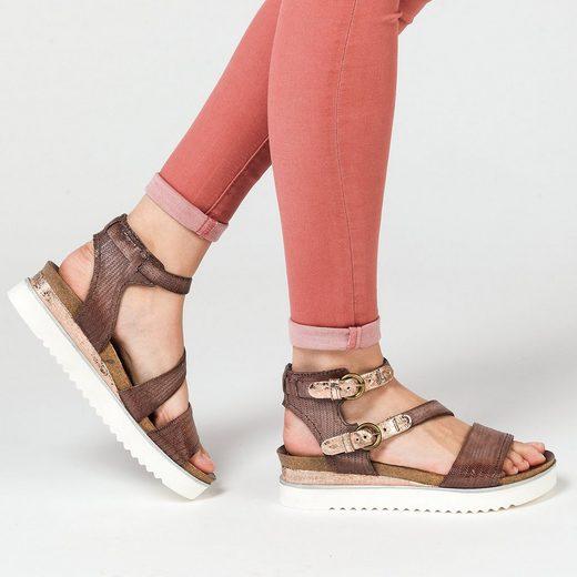 Martina Buraro Spak Sandaletten