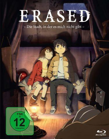 Blu-ray »Erased, Vol. 2«