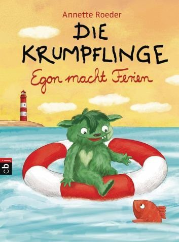 Gebundenes Buch »Egon macht Ferien / Die Krumpflinge Bd.8«