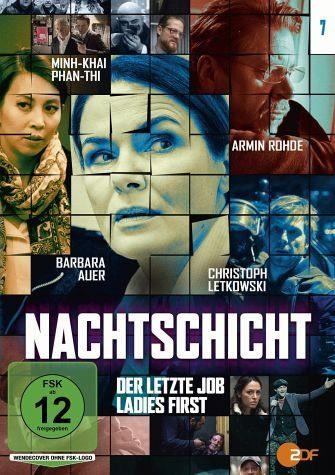 DVD »Nachtschicht: Der letzte Job / Ladies first«