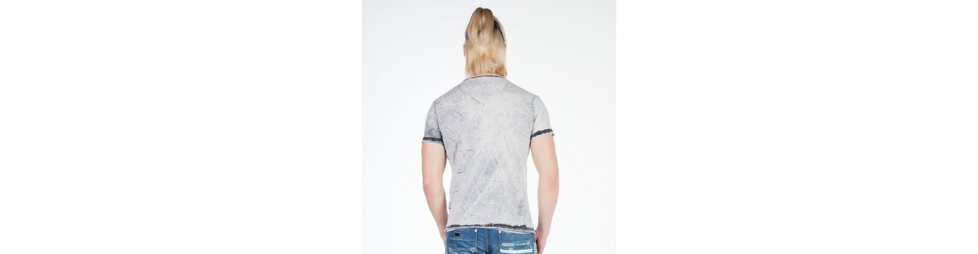Cipo & Baxx Herren T-Shirt 2018 Rabatt 1zfsn