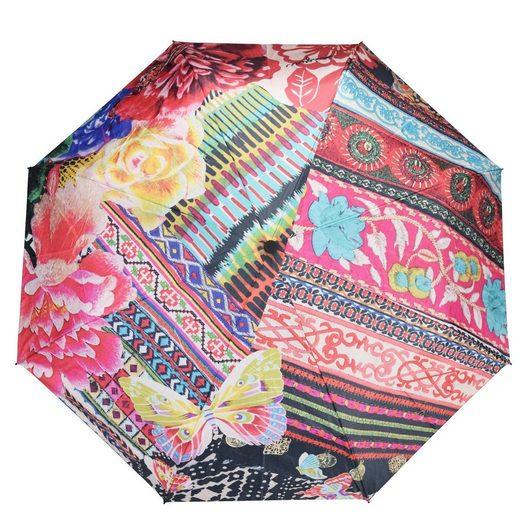 Desigual Umbrella Casilda Taschenschirm 28 cm