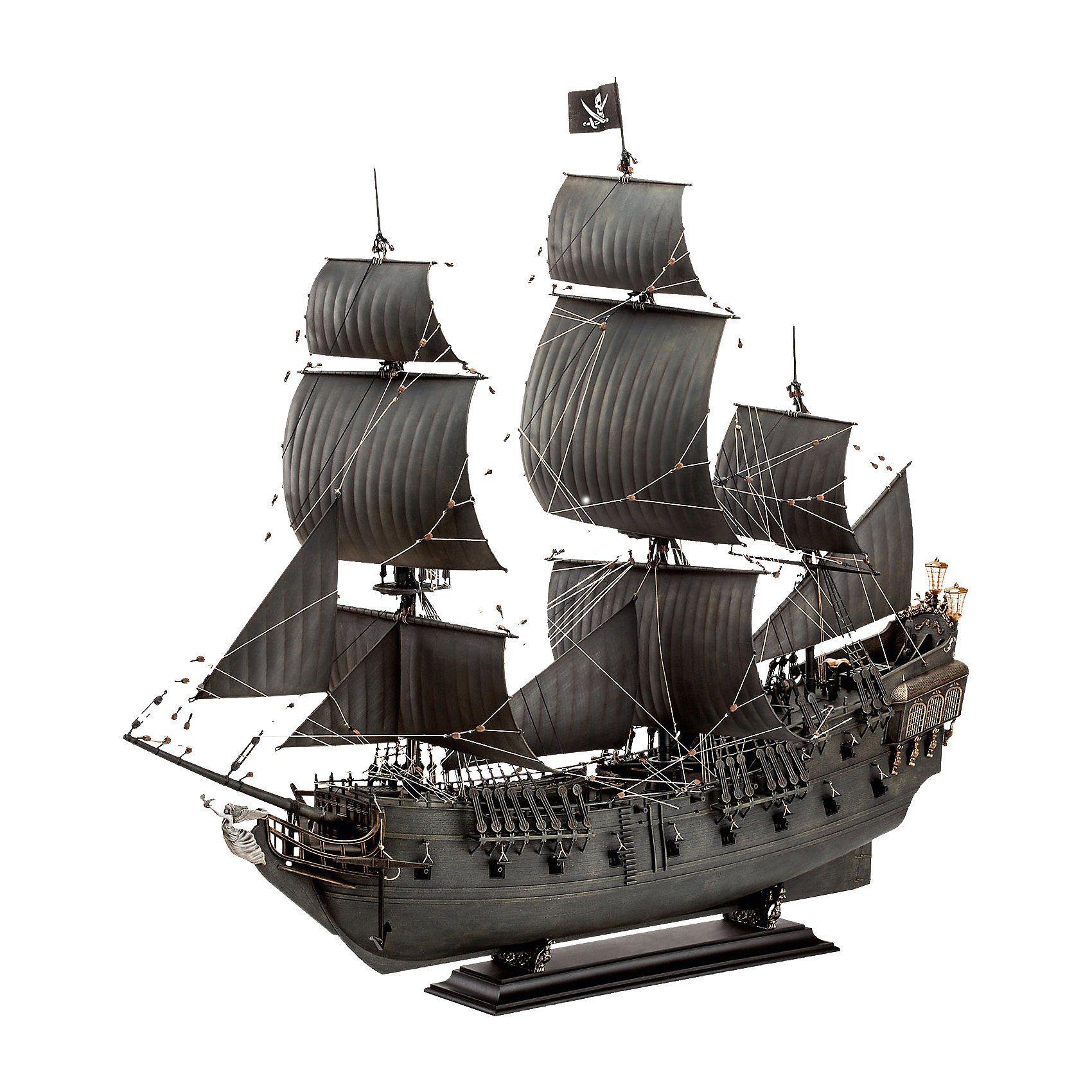 Revell® Modellbausatz - Black Pearl