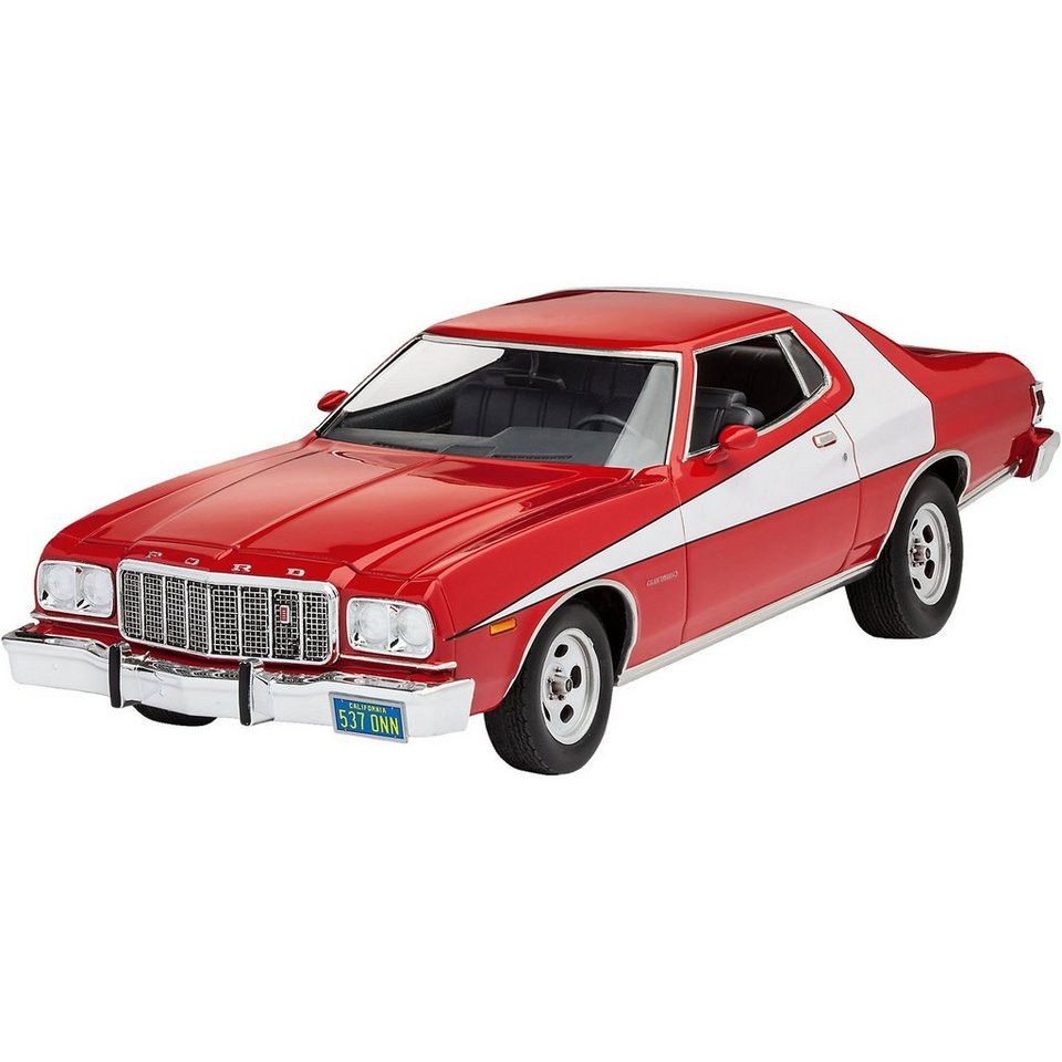 revell modellbausatz 39 76 ford torino kaufen otto. Black Bedroom Furniture Sets. Home Design Ideas
