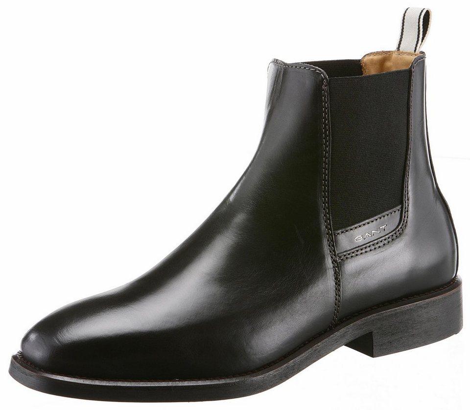 gant footwear james chelseaboots mit gepolsterter innensohle online kaufen otto. Black Bedroom Furniture Sets. Home Design Ideas