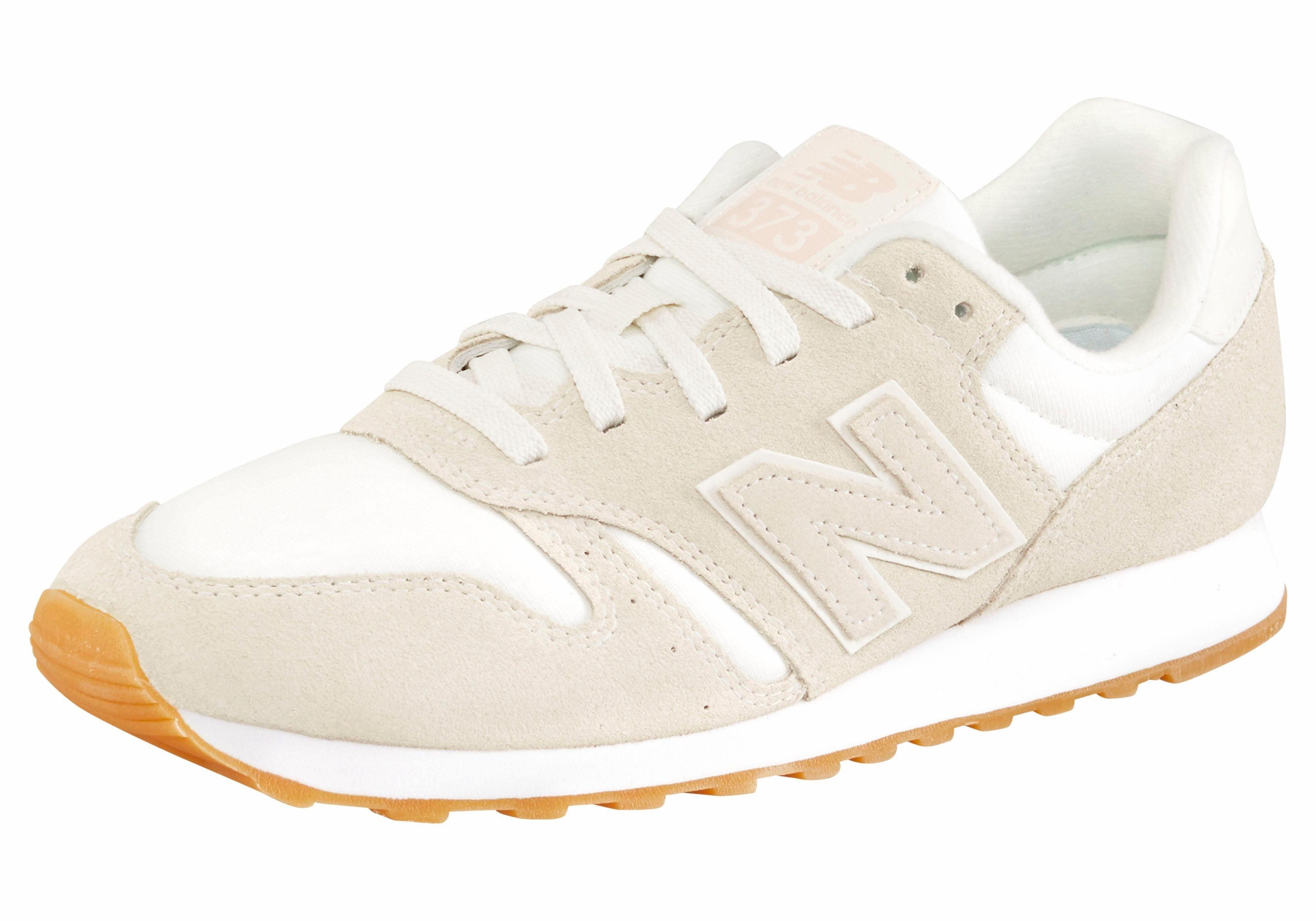 New Balance »WL 373« Sneaker, Obermaterialmix aus Veloursleder und Textil online kaufen | OTTO